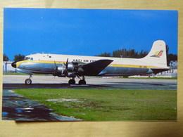HAITI AIR FREIGHT    DC 4    HH JMA - 1946-....: Moderne