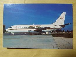 HAITI AIR    B 737 200    EI BPV - 1946-....: Modern Era