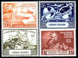 Cayman-048 - Emissione 1949 (++) MNH - Senza Difetti Occulti. - Cayman (Isole)