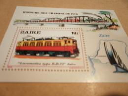 Miniature Sheet ZAIRE 1980, Mi. 622-29, - Zaire