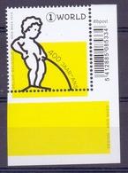 Belgie - 2019 - OBP - ** 400 Jaar - Manneken Pis ** 1 World - Belgien