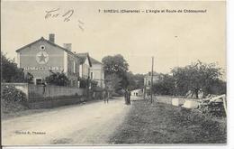 SIREUIL-L'Angle Et Route De Châteauneuf - Francia
