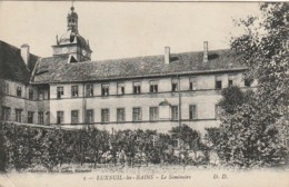 IN 10 - (70) LUXEUIL LES BAINS - LE SEMINAIRE - 2 SCANS - Luxeuil Les Bains