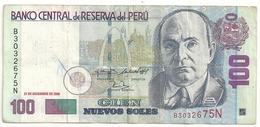 Pérou 100 Soles 2006 - Perù