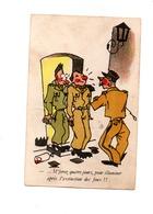 Humoristique Militaire 318 - Humoristiques