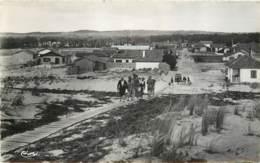 40 - BISCAROSSE - Vue Generale Et Chemin En 1956 - Biscarrosse