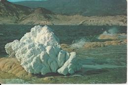 CPM Djibouti Territoire Français Des Afars Et Des Issas Lac Asal - Djibouti