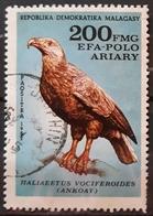 MADAGASCAR 1982 Birds. USADO - USED. - Madagascar (1960-...)