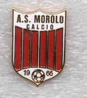 AS MOROLO Frosinone Lazio Calcio Distintivi FootBall Soccer Spilla Pins Italy - Calcio