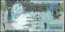 QATAR - 1 Riyal Nd.(2008) UNC P.28 (1) - Qatar