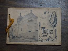 Livre Photos Vue De Tours.16 Photos Format Du Livre 11/17 Fin 19ème - Fotografía