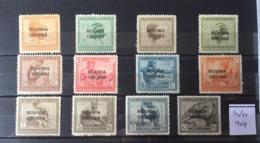 Ruanda Urundi - 50/61 - Vloors - 1924 - MNH - Ruanda-Urundi