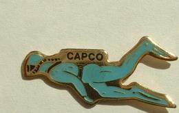 Pin's PLONGEUR - CAPCO - Plongée