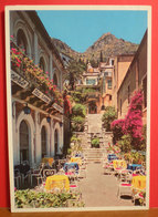 Taormina Angolo Caratteristico Cartolina 1995 - Autres Villes