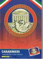 ITALIA 2009 - FOLDER   CARABINIERI TUTELA DEL PATRIMONIO CULTURALE - SENZA SPESE POSTALI - 6. 1946-.. Republic