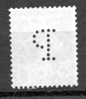 ANCOPER PERFORE P 10 (Indice 6) - Perfins