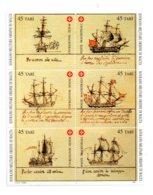 Bloc De 6 Timbres -Ordre De Malte - Sovrano Militare Ordine Di Malta-voir état - Malte (Ordre De)