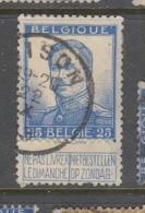 COB 120 Oblitération Centrale DISON - 1912 Pellens
