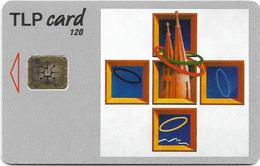 Portugal - TLP - Novos Dizeres, Jogos Barcelona - 120Units, SC5, 04.1992, Mint (check Photos!) - Portugal