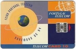 Portugal - PT - Feira Portugal Telecom - PT004 - 10Units, 13.000ex, 11.1994, Mint (check Photos!) - Portugal