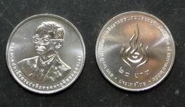 Thailand Coin 20 2014 60th Department  Alternative Energy Development (#58) - Thailand