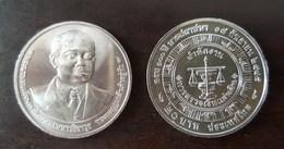Thailand Coin 20 2016 100 Office Of Auditor General (#65) - Thaïlande