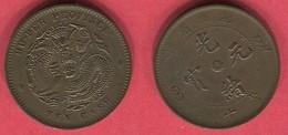 HUPEH    10 CASH ( Y 120A;3)     TB+25 - China