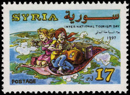 Syria 1997 World Tourism Day Unmounted Mint. - Syria