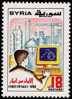Syria 1998 Labour Day Unmounted Mint. - Syria