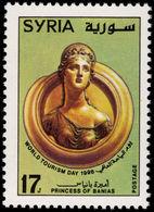 Syria 1998 Tourist Day Unmounted Mint. - Syria
