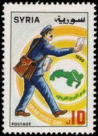 Syria 1999 Arab Post Day Unmounted Mint. - Syria