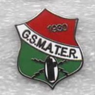 GS Mater Roma Lazio Calcio Distintivi FootBall Soccer Spilla Pins Italy - Calcio