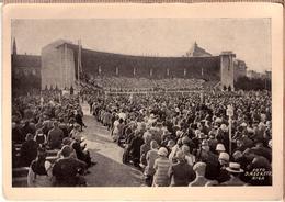 Latvia Lettland 1926 Latvian National Song Festival. J. Rieksts PHOTO-POSTCARD - Latvia
