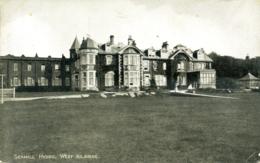 AYRSHIRE - WEST KILBRIDE - SEAMILL HYDRO 1921 Ayr93 - Ayrshire