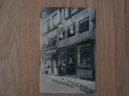 CP BRUXELLES A L'EPAULE DE MOUTON 14-16 RUE DES HARENGS - Cafés, Hotels, Restaurants
