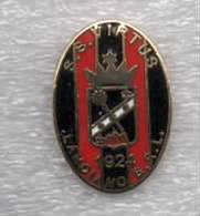 SS Virtus Lanciano Srl Chieti Calcio Distintivi FootBall Soccer Spilla Pins Italy - Calcio