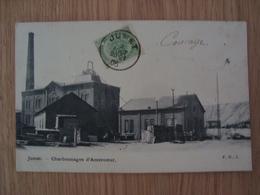 CP BELGIQUE JUMET CHARBONNAGES D'AMERCOEUR 1905 - Belgio