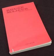 Denis Labayle  Rouge Majeur - Bücher, Zeitschriften, Comics