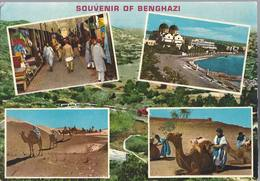 Souvenir Of Benghazi - Bengasi - H5270 - Libia
