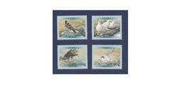 G283. Canada / 2001 / Birds / Aves / Oiseaux - Adler & Greifvögel