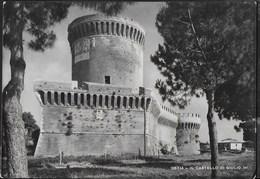OSTIA - IL CASTELLO DI GIULIO II° - EDIZ. RICHTER ROMA - NUOVA - Castelli