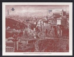 44.- SPAIN 2018 Urban Sets World Heritage. Cuenca City - 1931-Hoy: 2ª República - ... Juan Carlos I