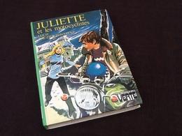 Lucie Rauzier-Fontayne Juliette Et Les Motocyclistes (1975) - Bücher, Zeitschriften, Comics