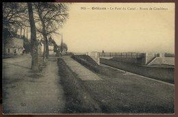 Orléans - Le Pont Du Canal - Route De Combleux - Orleans