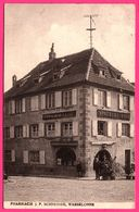 Wasselonne - Pharmacie - Apotheke Kopp - J.P. Schneider - Animée  - Edit. DIEBOLD - Oblit. WASSELONNE 1928 - Wasselonne