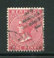 BERMUDES- Y&T N°18- Oblitéré - Bermuda