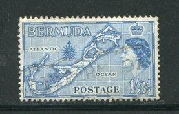 BERMUDES- Y&T N°155- Oblitéré - Bermuda
