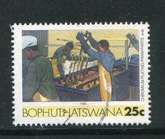 BOPHUTHATSWANA- Y&T N°160- Oblitéré - Bophuthatswana