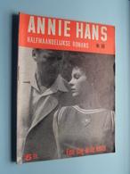 ANNIE HANS > Een DAG In De LENTE ( N° 68 - Halfmaandelijkse Roman / Uitg. J. HOSTE Brussel ) ! - Libros, Revistas, Cómics