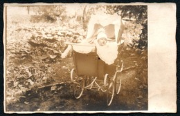 C6118 - Kinderwagen Stroller - Vintage - Fotografie